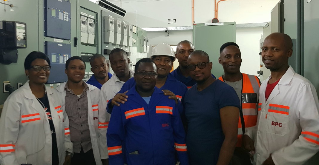 Unipower visited Rwanda, Botswana and Namibia