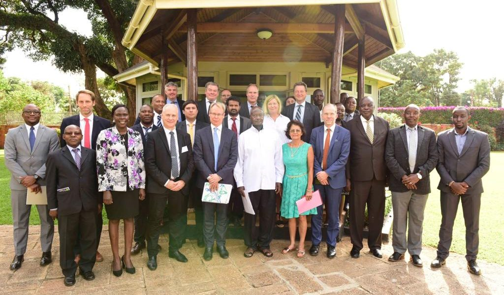 Uganda: Unipower participated in Swedish delegation